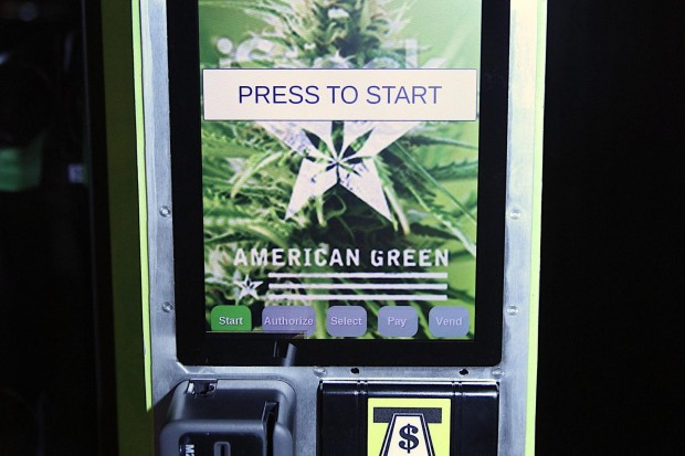 dispensary machine