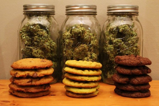 how to fly with weed edibles