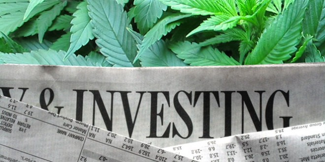investing cannabis